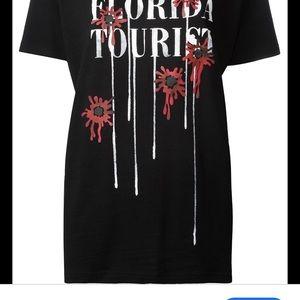 Off-White Tops - Florida Tourist Off-white t shirt